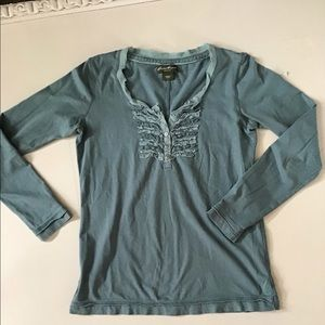 Eddie Bauer Small long sleeved tshirt